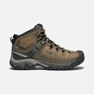 Keen - Men's Targhee III Mid Waterproof Hiking Shoe