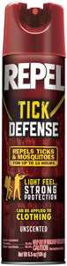 Repel - Tick Defense Aerosal Can