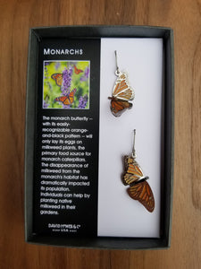 Monarch Butterflies Big Bear Box
