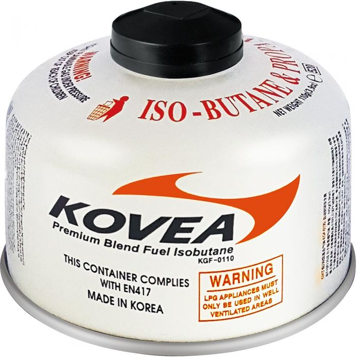 Kovea Isobutane Gas - In Store Purchase Only