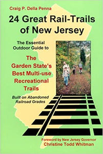 24 GREAT TRAILS OF NJ