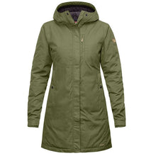 Load image into Gallery viewer, Fjall Raven - Women's Kiruna Padded Parka