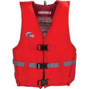 Livery Sport Personal Flotation Device Red (PFD)