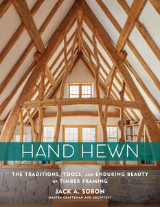 Hand Hewn by Jack A. Sobon