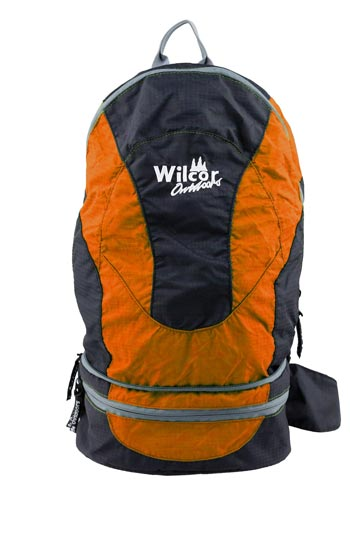 2 IN 1 PACK ULTRA COMPACT BACKPACK