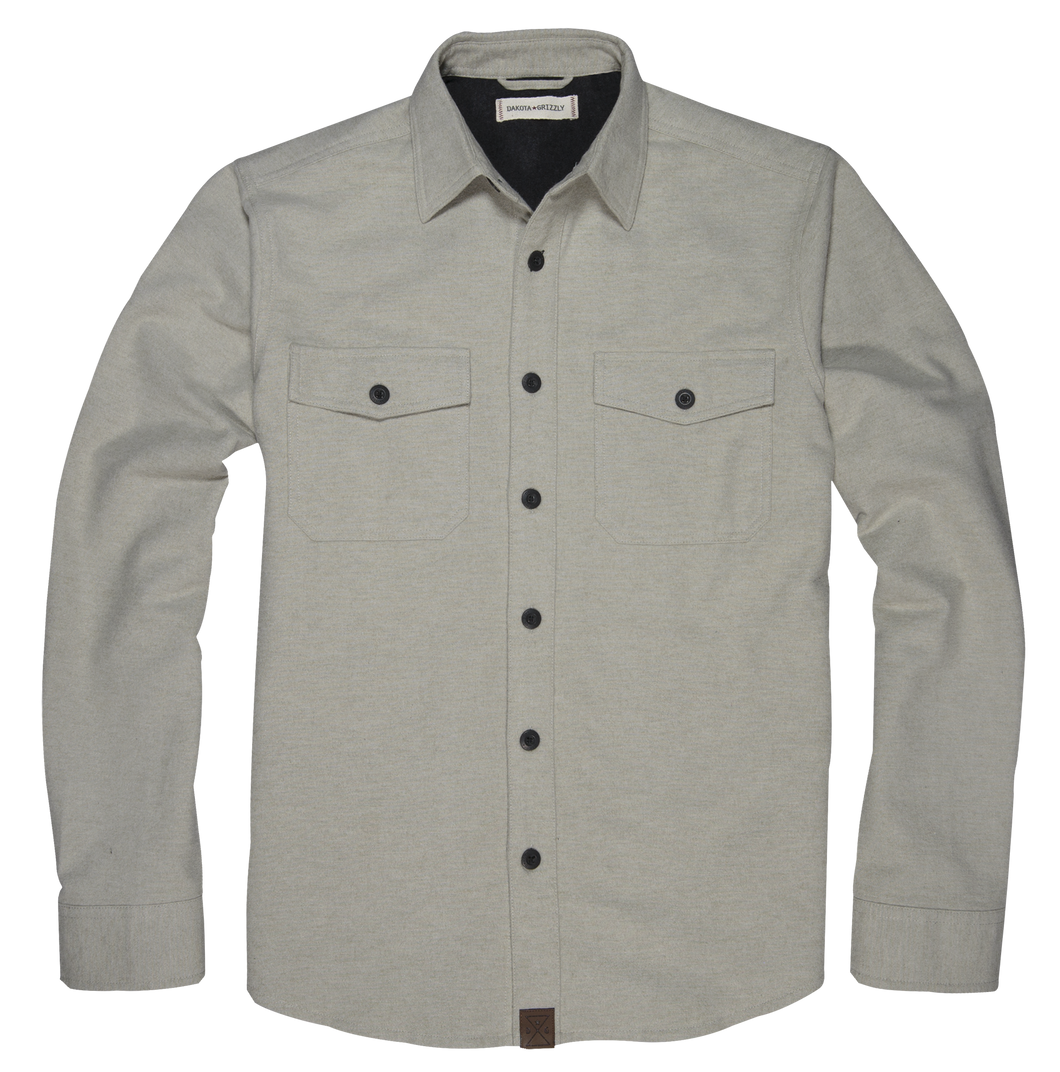 Dakota Grizzly - Major Button Down Shirt
