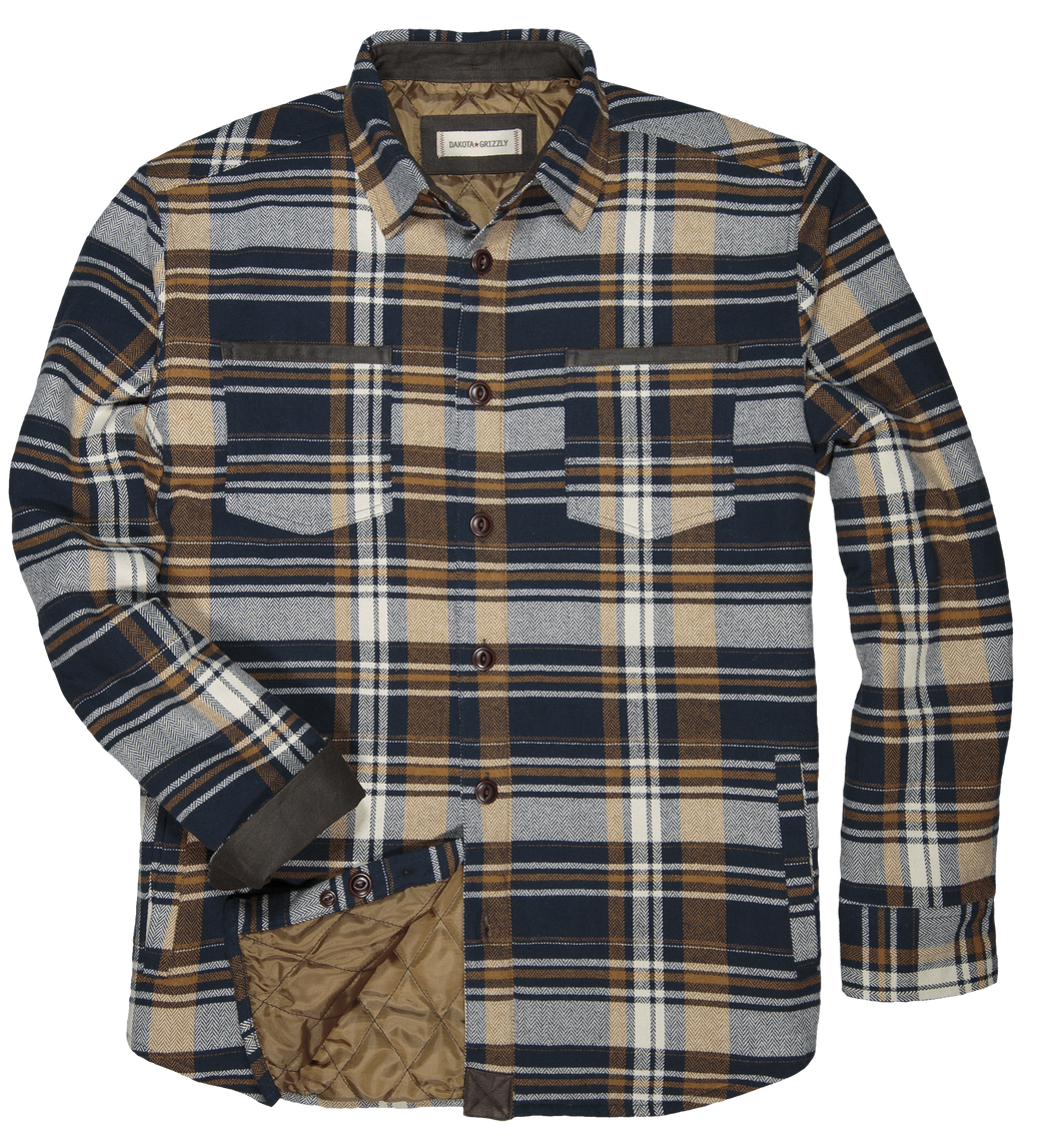 Dakota Grizzly - Hogan Flannel Shirt