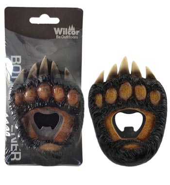 Bear Paw Bottle Opener