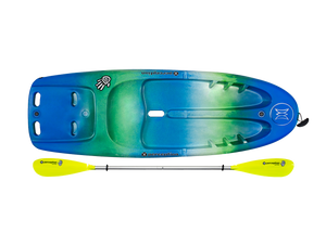Perception - Hi Five Kid's Kayak w/ Paddle