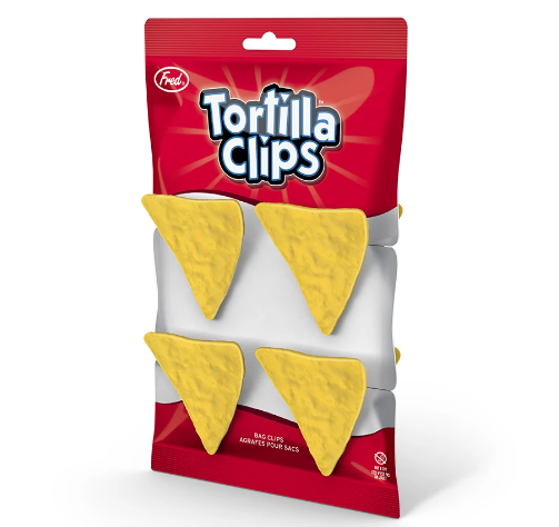 Fred - Tortilla Clips (4 Pack)