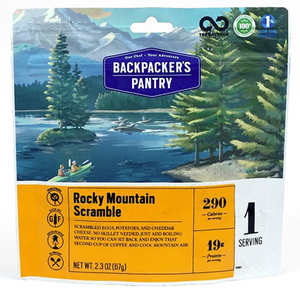 Backpacker's Pantry - Rocky Mountain Scramble
