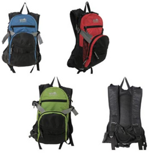 HYDRATION DAY PACK 18L ASST