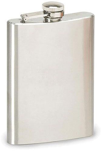 Stansport - Stainless Steel Flask (8 oz.)