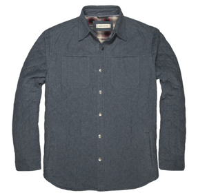 Dakota Grizzly - Duff Flannel Lined Button Down