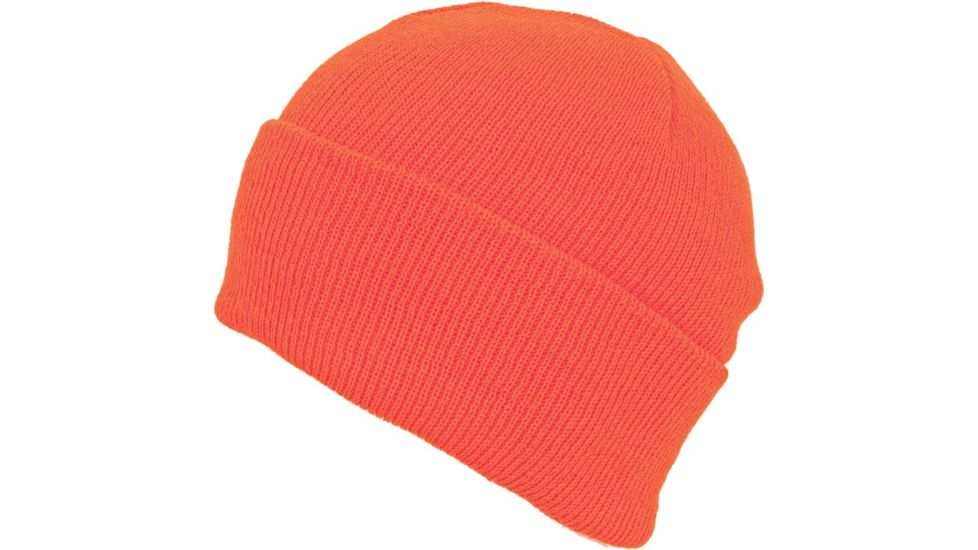 Superstretch Cuff Hat Blaze Orange