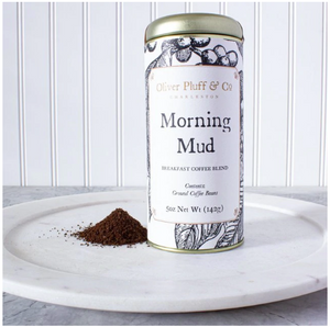 Morning Mud Ground Coffee - Signature Coffee Tin