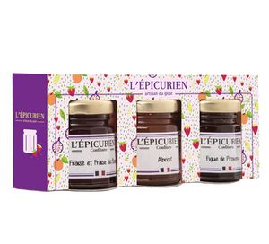 L'epicurien - Mini Preserves (3 set)