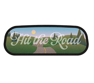 Hit the Road Sticker