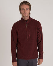 Load image into Gallery viewer, Sherpa Men's Rolpa 1/2 Zip Fleece Sweater
