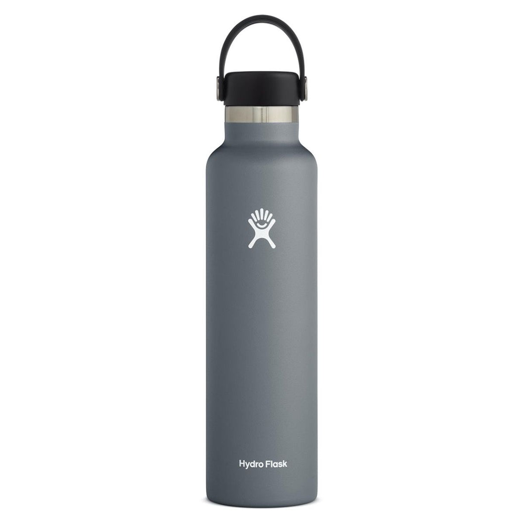 Hydro Flask - 24 oz. Standard Mouth Flex Cap Stone