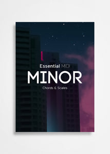 Major + Minor Chords & Scales Bundle