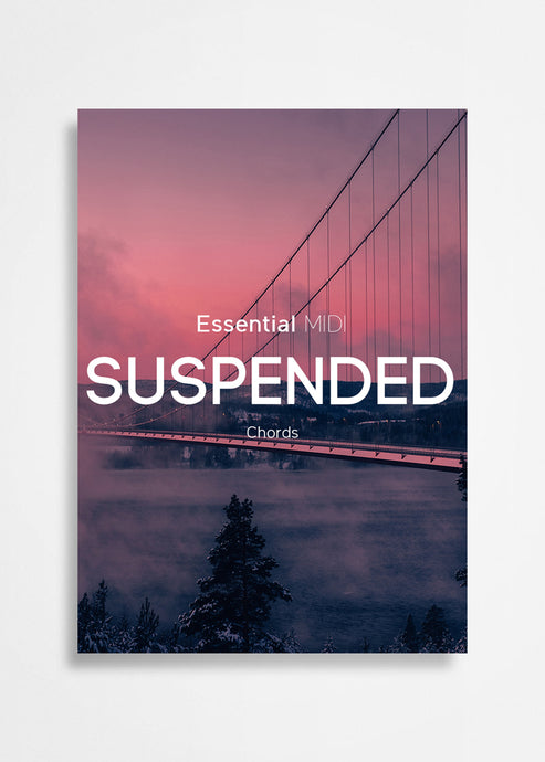 Suspended Chords Midi Pack