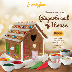 Gingerbread House [HOLIDAY SPECIAL!]