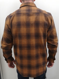 "Dickies Hemd ""Waneta"" brown duck"