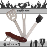 Grown Man™ BBQ Multi Tool