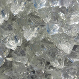 Crystal Non-Reflective Tempered Fire Glass