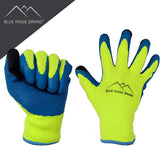 Winter Latex Work Gloves