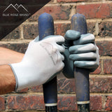 Mens Nitrile Safety Work Gloves