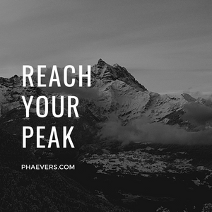 Reach Your Peak
