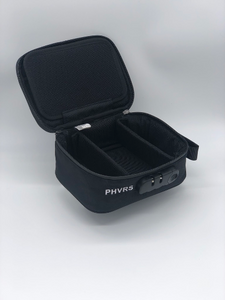PHVRS BLCK - Smell Proof Bag with Combination Lock - PHAEVERS