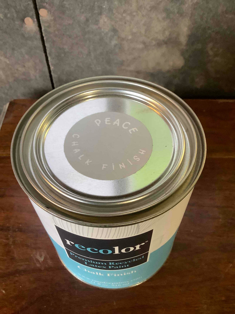 ReColor Chalk Paint, 1 Quart, Peace