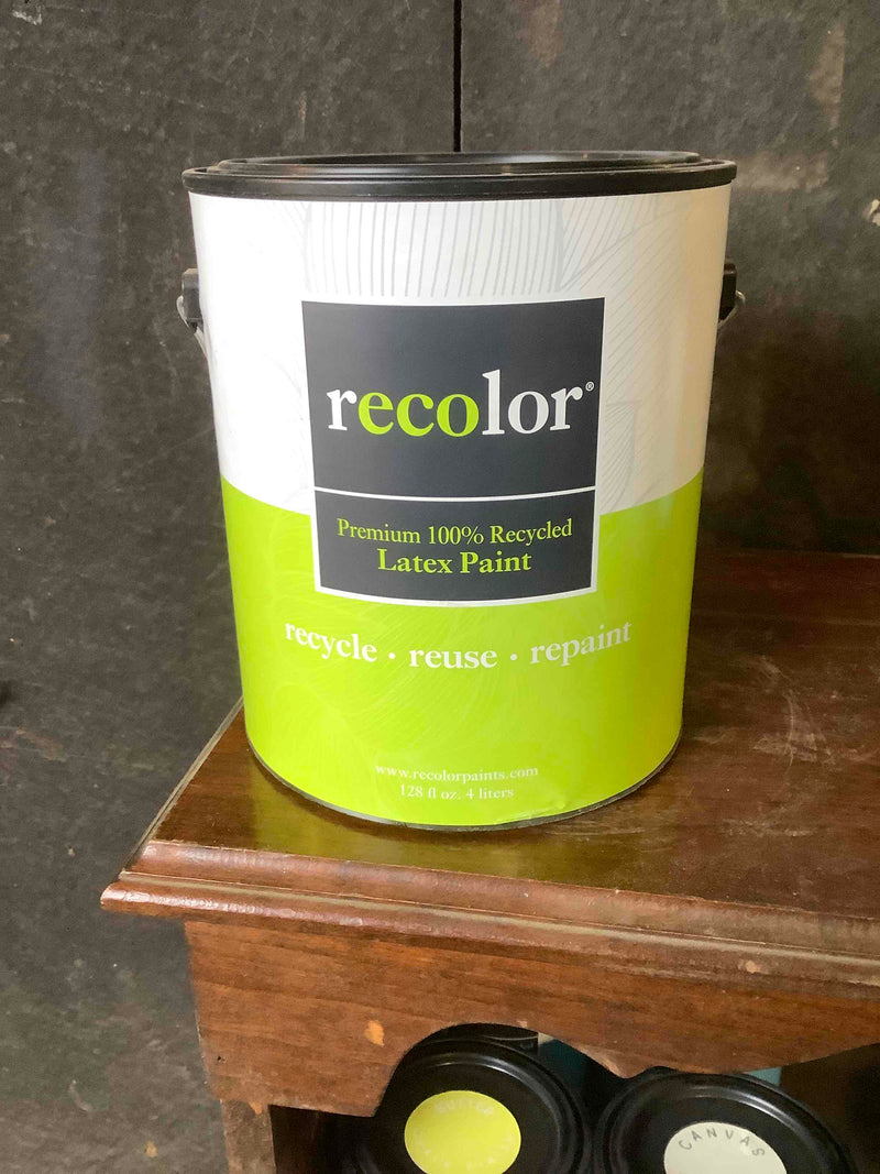 ReColor Wall Paint, 1gal, Pewter