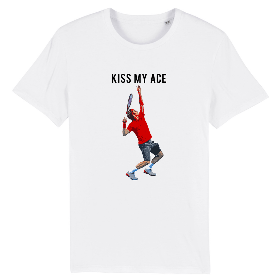 T-shirt Kiss my ace couleur Homme