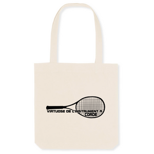 Tote bag Virtuose de l'instrument à corde
