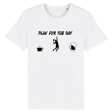 Charger l'image dans la galerie, T-shirt Plan for day noir Homme