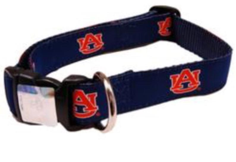NCAA Dog Collar Auburn Tigers - Uptown Pups