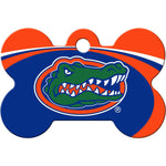 Load image into Gallery viewer, Florida Gators NCAA Pet ID Tag - Large Bone