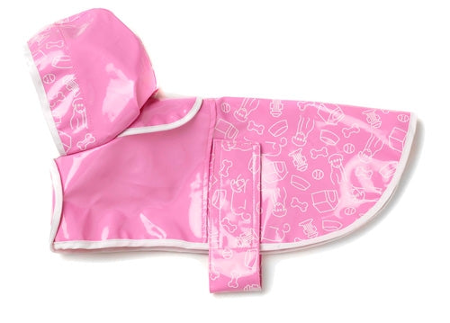 Petrageous Raincoat - Pink Medium