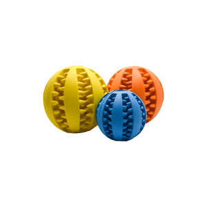 Interactive Dog Treat Ball