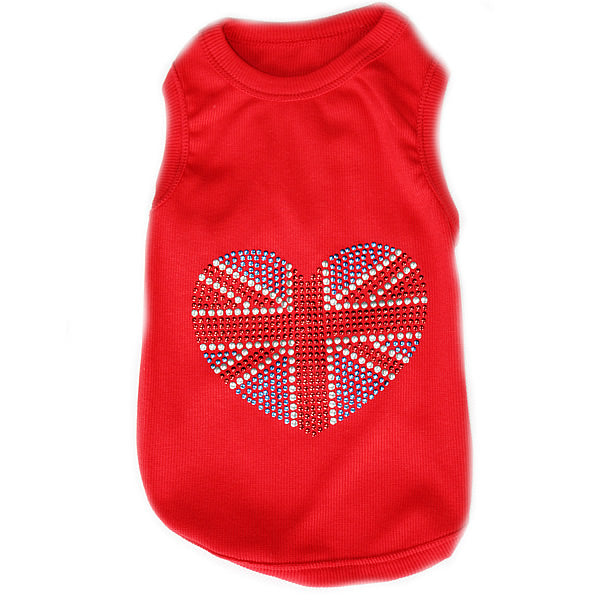 Parisian Pet United Kingdom Dog Shirt