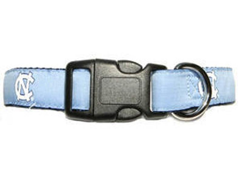 NCAA Dog Collar University of North Carolina Tar Heels - Uptown Pups