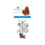 Load image into Gallery viewer, Little Gifts Metal Dog Keychain
