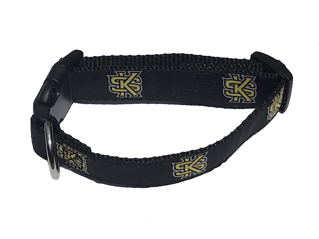 NCAA Dog Collar Kennesaw State University Owls - Uptown Pups