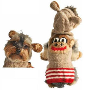 Chilly Dog Monkey Sweater