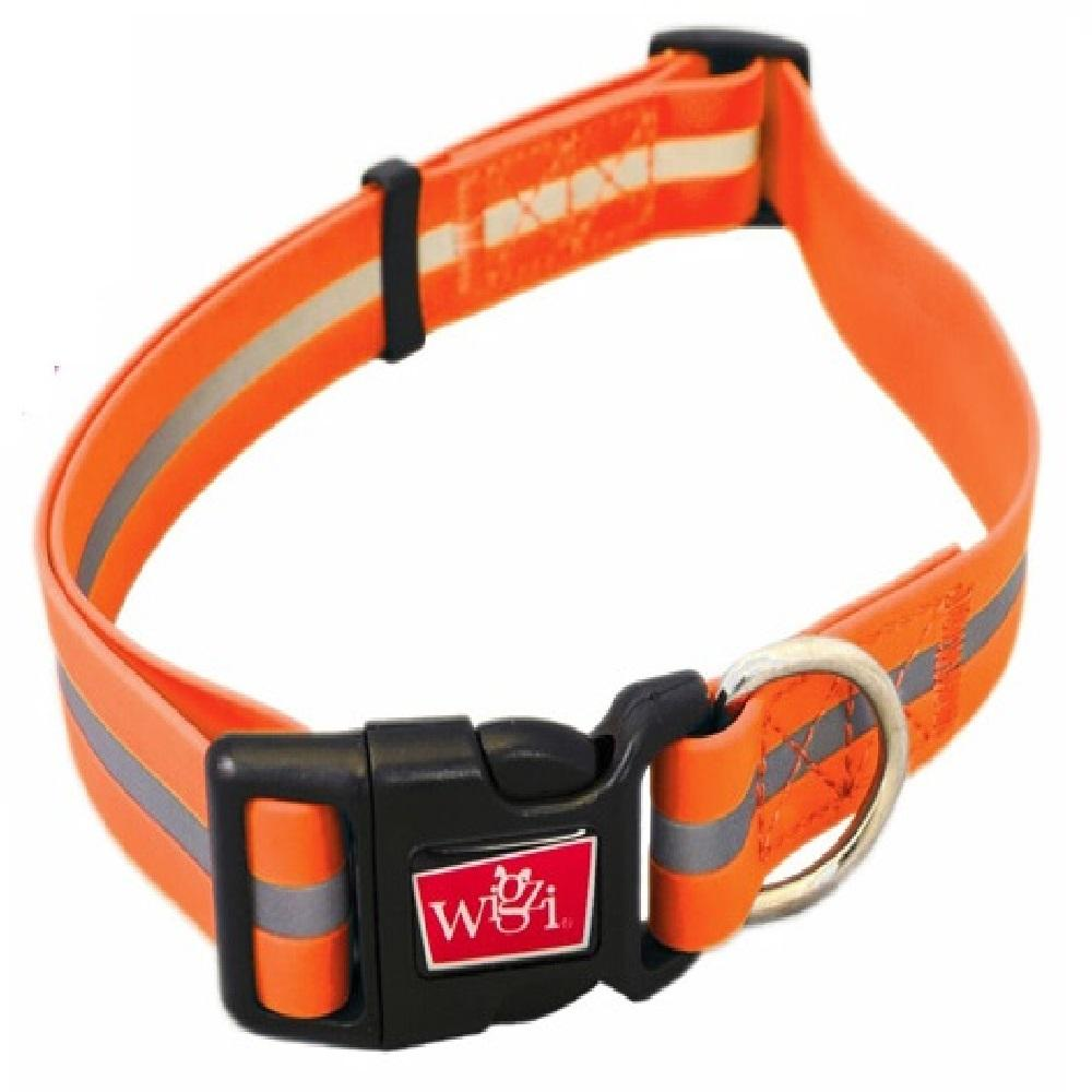 Wigzi Reflective and Waterproof Collars - Uptown Pups