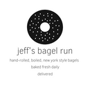 Jeff's Bagel Run